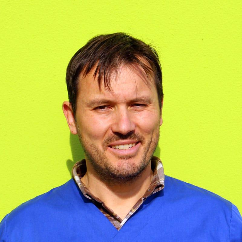 Dr Sébastien Croo