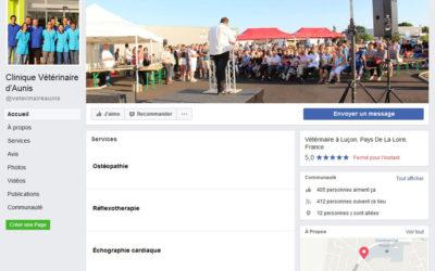 Notre Facebook: Un lien fort avec Vous