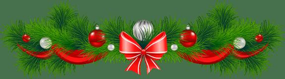 CVA : Guirlandes de Noël
